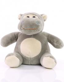 MiniFeet® Plush Hippo Tanja